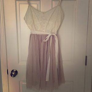 Cute little party dress! Only worn once!